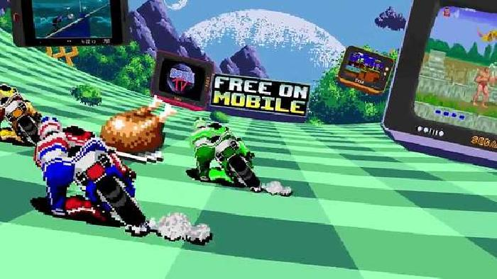 Sega Forever para celular