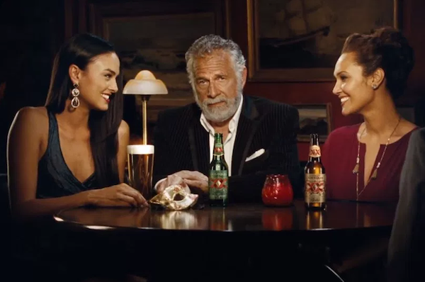 dos equis the most interesting men in the word 6