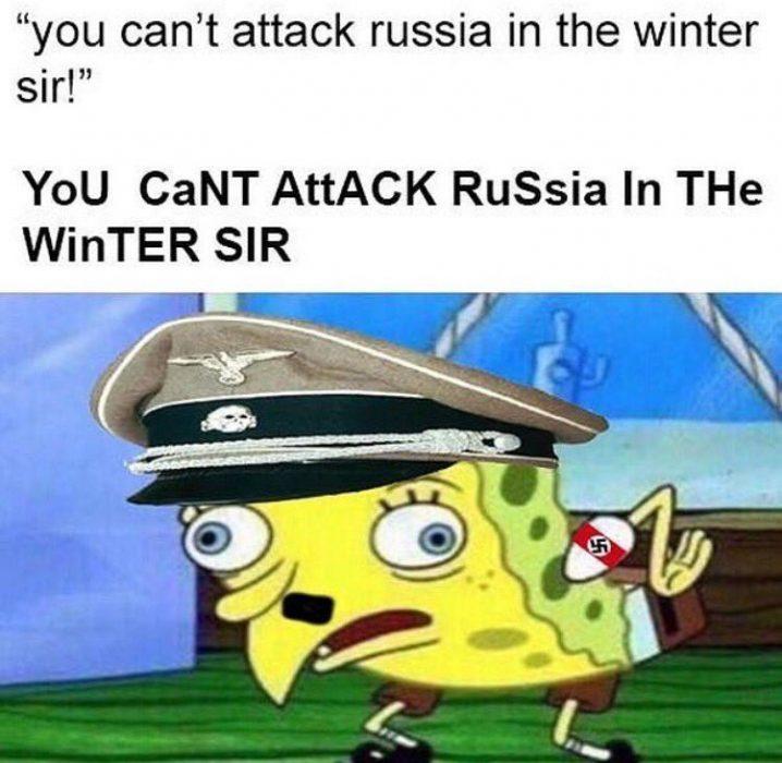 History memes hitler