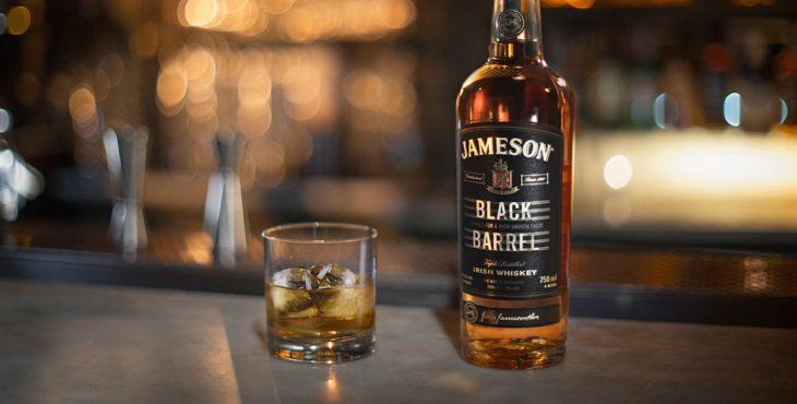 Whisky oscuro Jameson