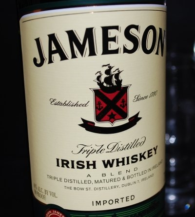 Whisky Jameson de triple destilación