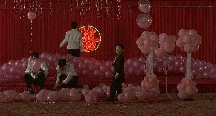 Escena de Yi Yi, de Edward Yang, 2000