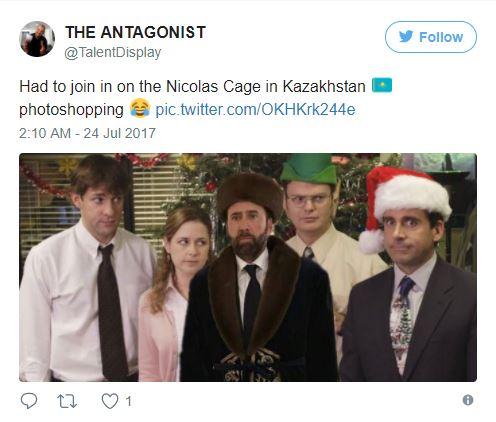 Nicolas Cage memes