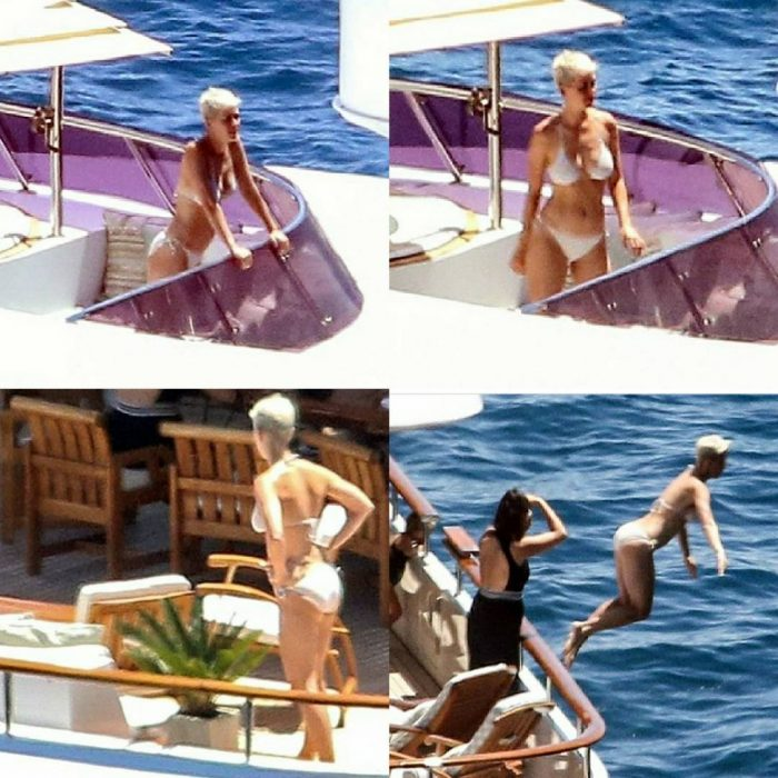 Katty Perry vacaciones