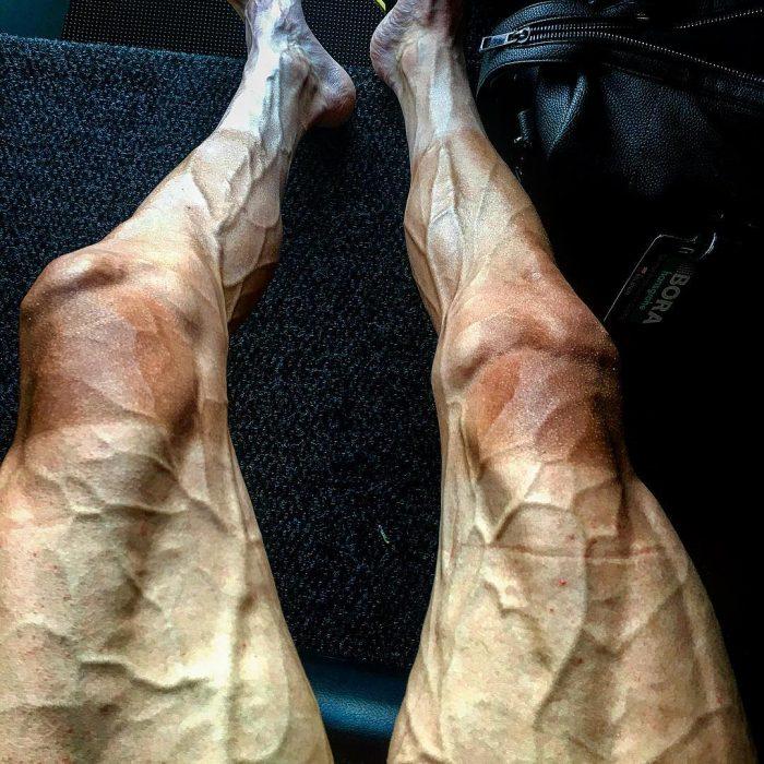 piernas de tour de francia