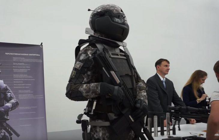 Exoesqueleto ruso