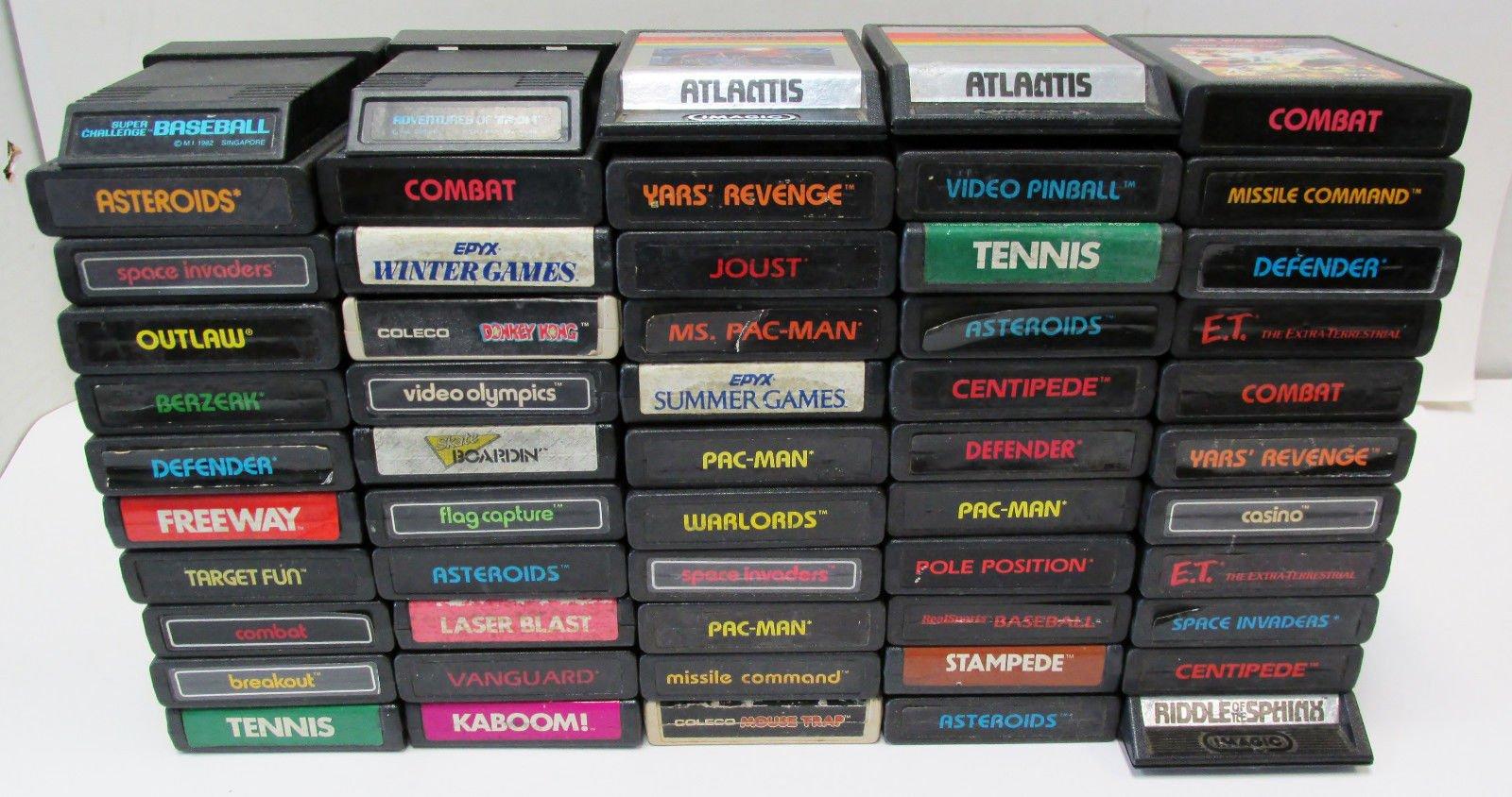 Atari está de vuelta con Ataribox: la nueva consola llena de clásicos y nostalgia Atari Games 3