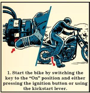 encendido moto