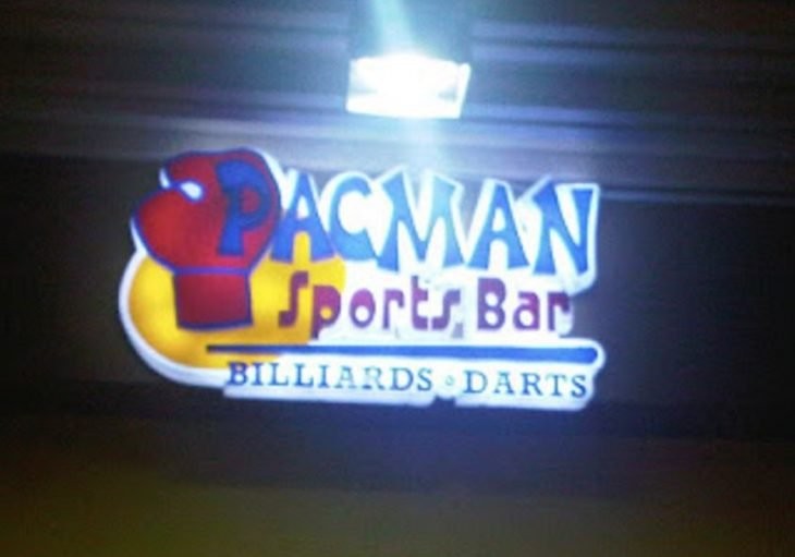 Pacman Sports Bar