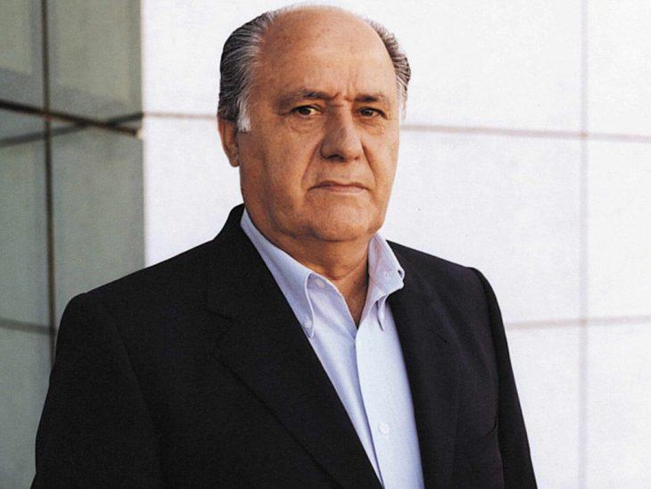 Amancio Ortega dueño de Zara