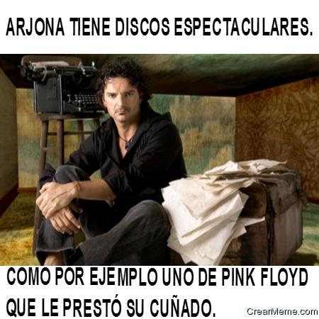 Memes contra Ricardo Arjona