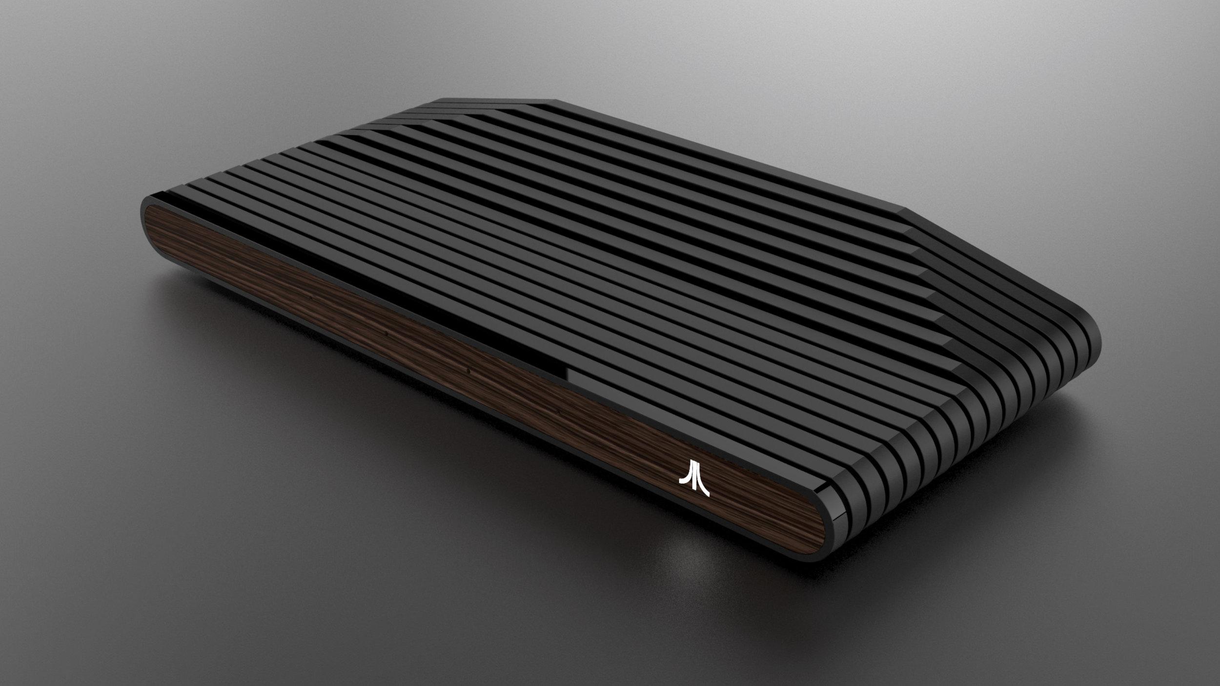 Atari está de vuelta con Ataribox: la nueva consola llena de clásicos y nostalgia ataribox 2 1