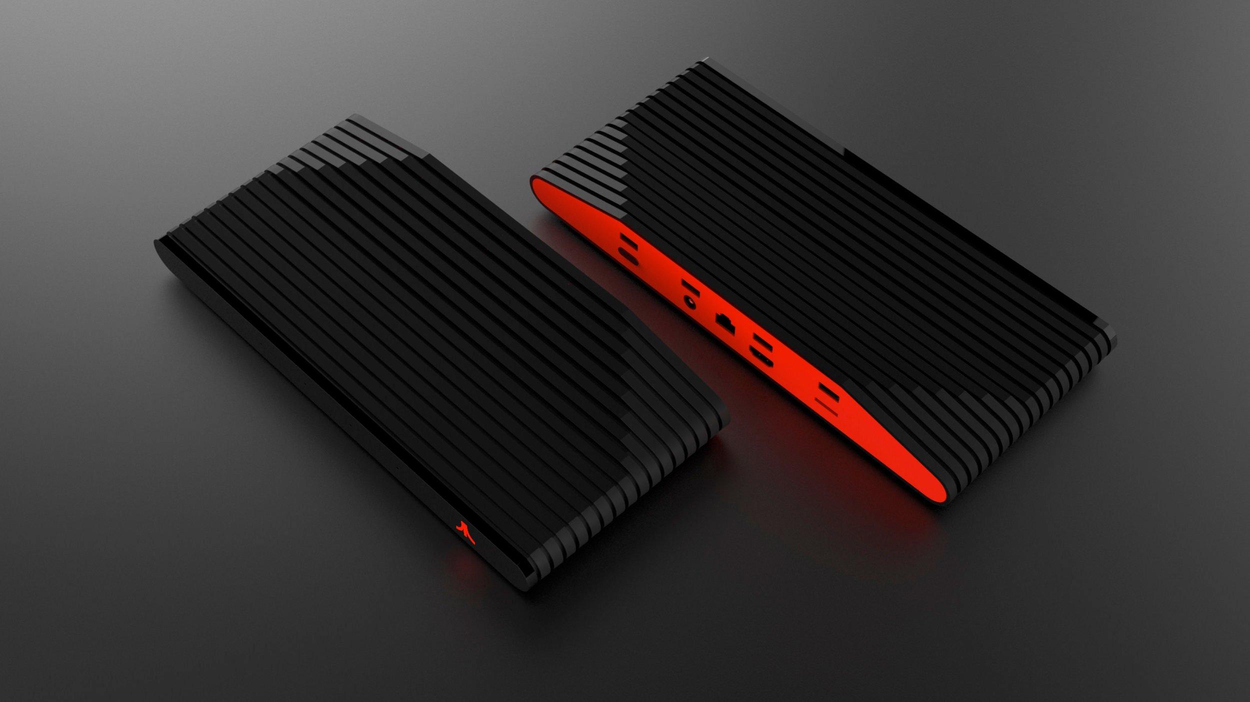 Atari está de vuelta con Ataribox: la nueva consola llena de clásicos y nostalgia ataribox 4 1