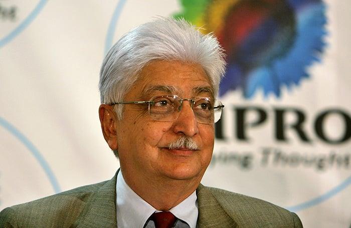 Azim Premji de los más ricos del mundo