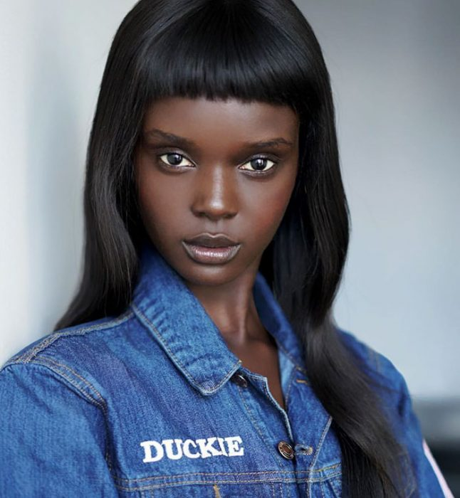 Duckie thot Barbie