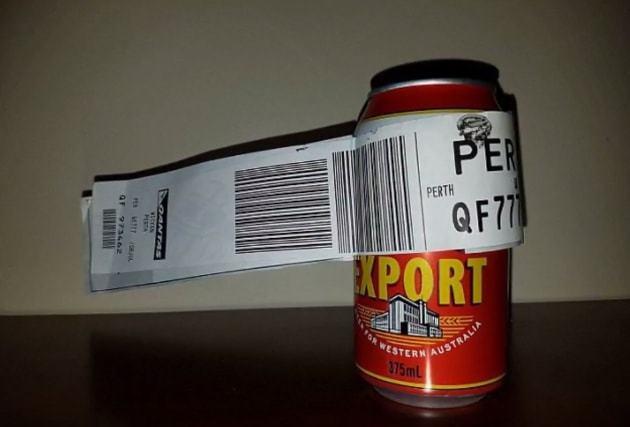 check in una cerveza