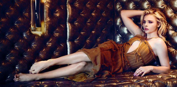Chloë Grace Moretz, de los rostros más bellos