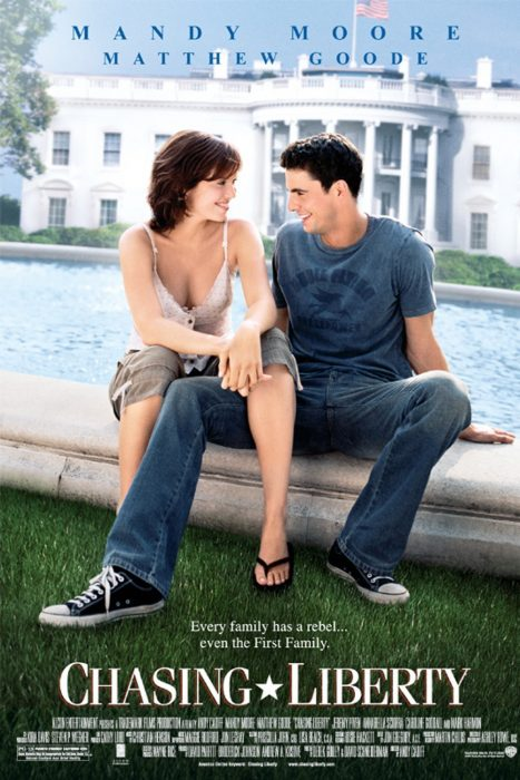 Cartel de Chasing liberty