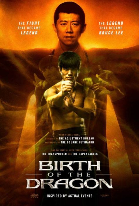 birth of the dragon bruce lee película