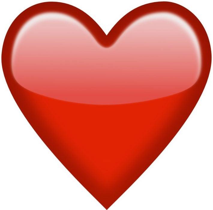 Emoji corazón