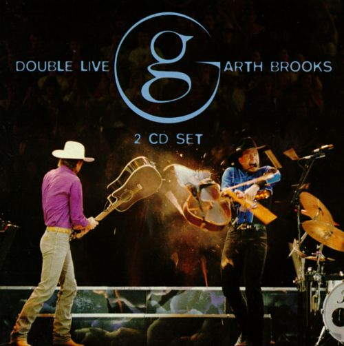 Garth Brooks Double Live