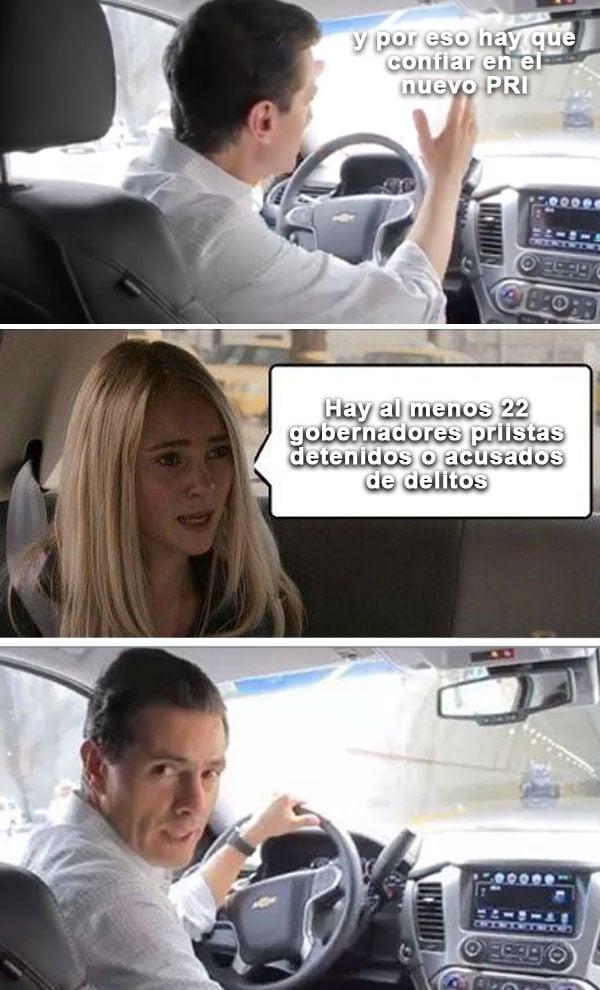 Mexicana le mama la verga al novio en el carro - 2 part 3