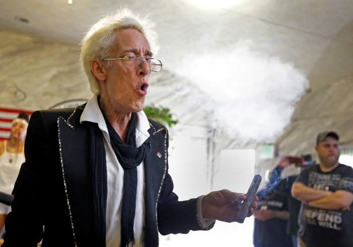 iglesia de la marihuana