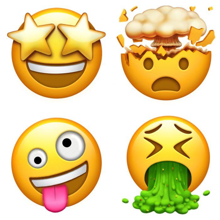 Emojis para Apple