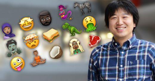 creador de los emojis