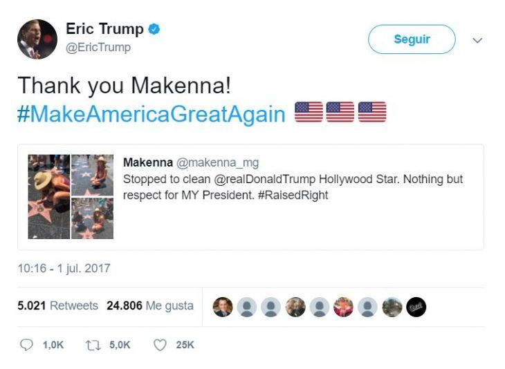 erick trump