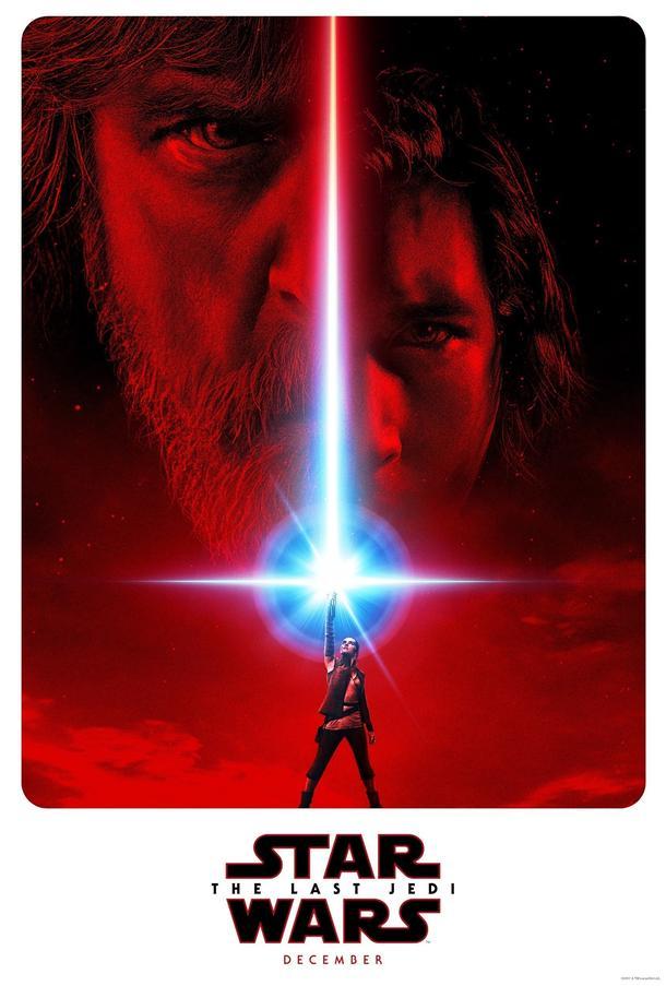 Star Wars póster