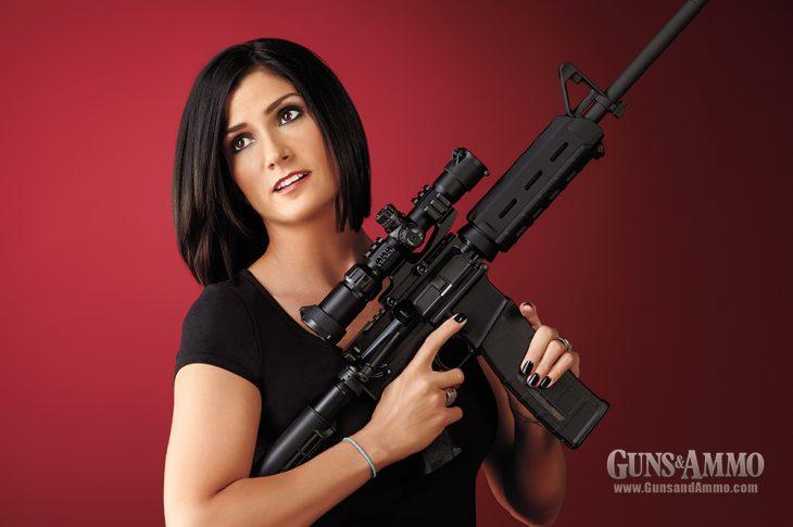 Dana Loesch guns-ammo