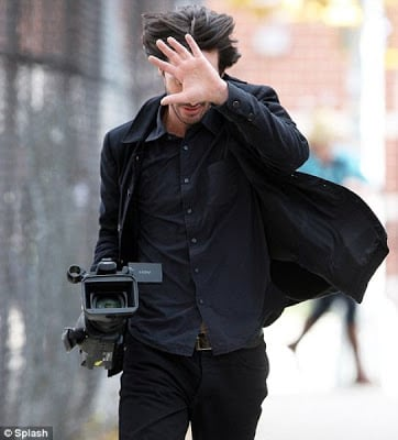 Memes Keanu Reeves cámara