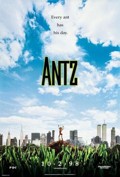 Cartel de Antz