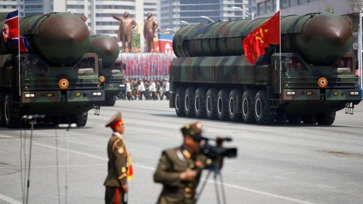 misiles coreanos