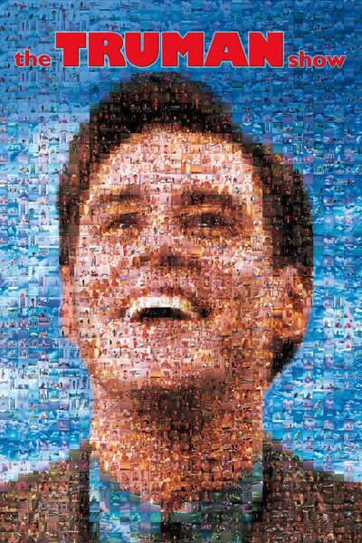 Cartel de The Truman Show