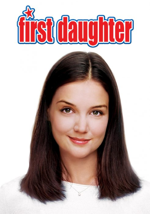 Cartel de First Daughter