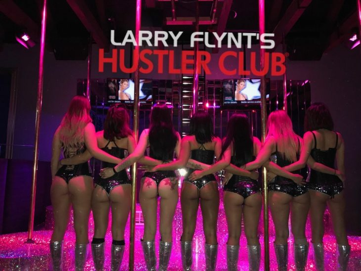 Club en Las Vegas