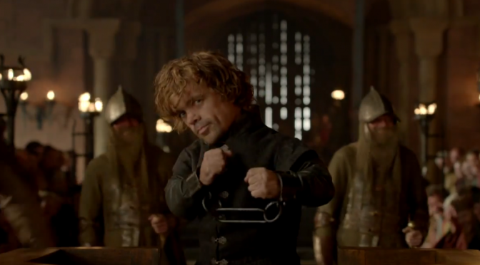 Tyrion Lanister preso