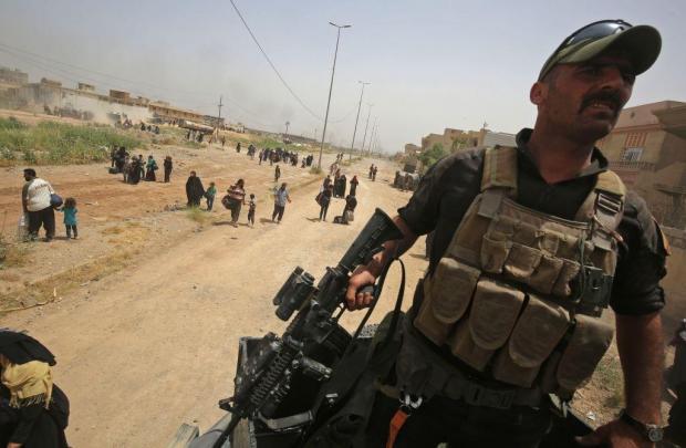 isis en irak