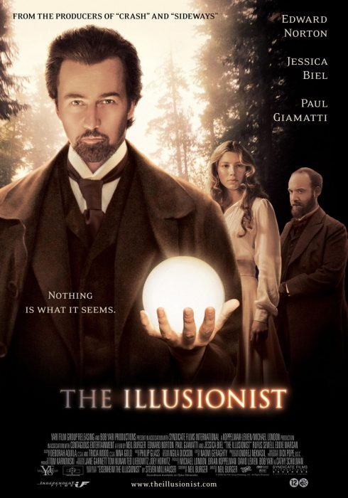 Cartel de El Ilusionista