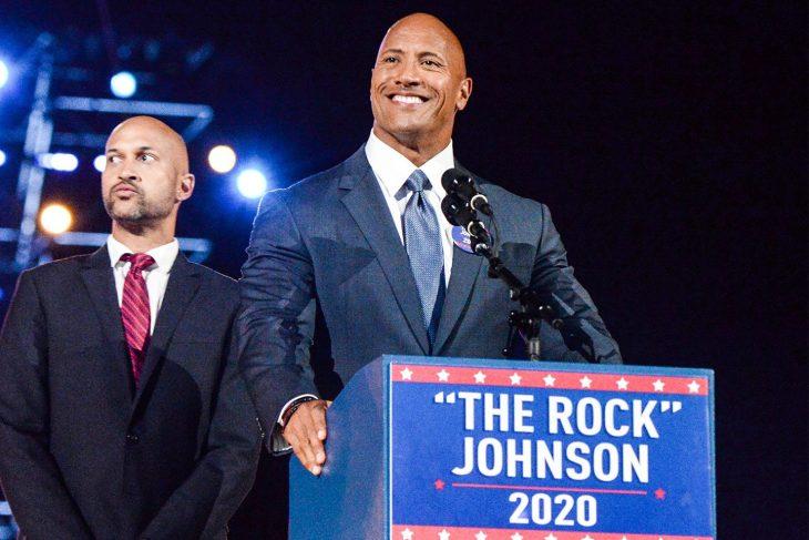 La Roca en campaña