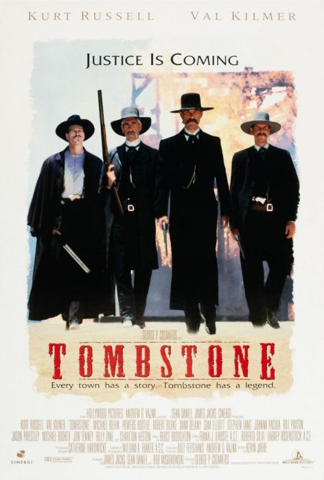Cartel de Tombstone