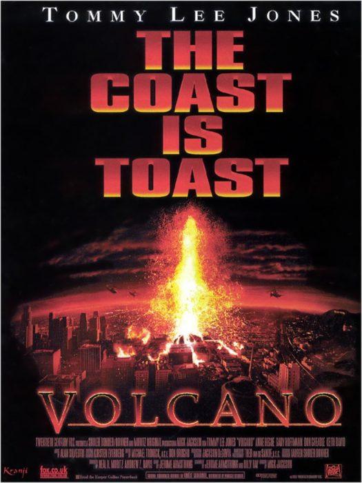 Cartel de Volcano