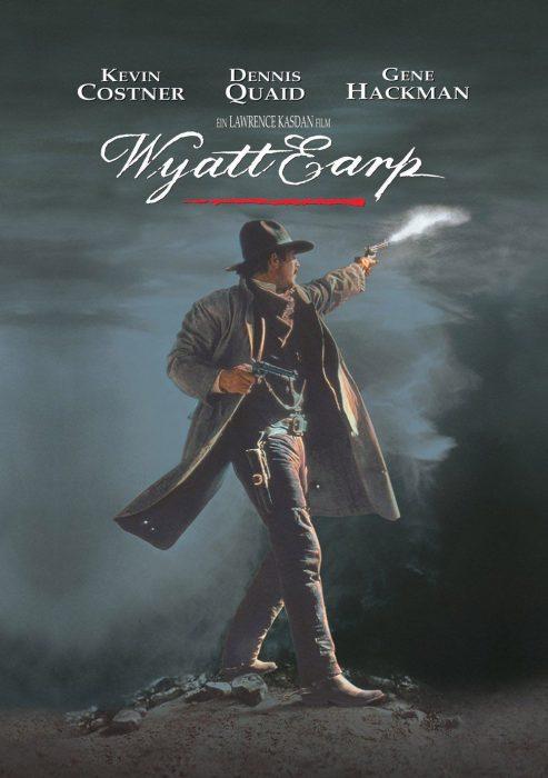 Cartel de Wyatt Earp