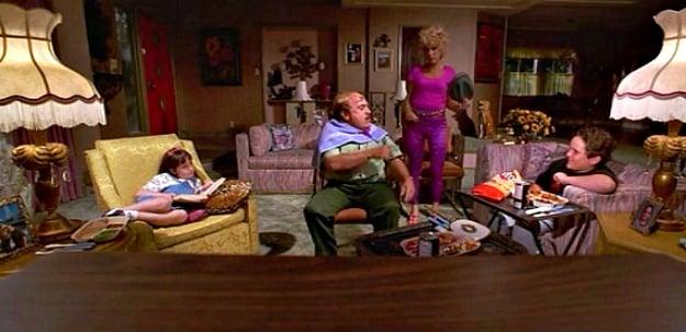 matilda familia leer tv