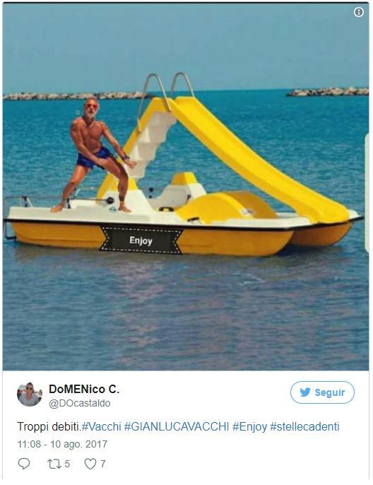 Memes Gianluca en quiebra