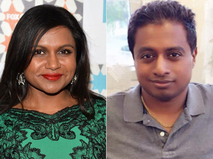 Vijay Jojo y Mindy Kaling