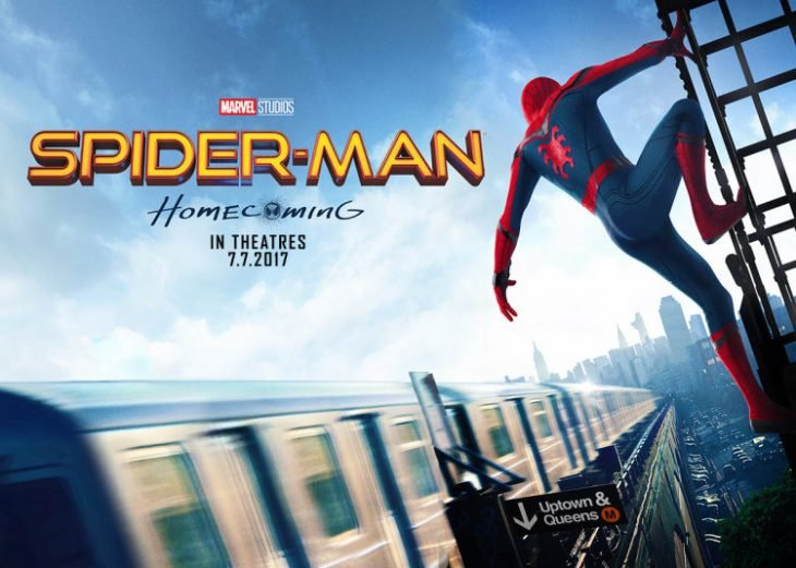 spiderman hommecomming poster