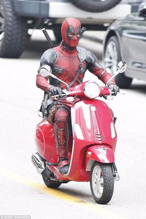 deadpool fimación